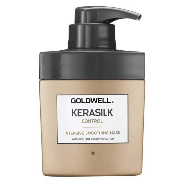 MẶT NẠ SUÔN MƯỢT GOLDWELL KERASILK INTENSIVE SMOOTHING MASK 500ML